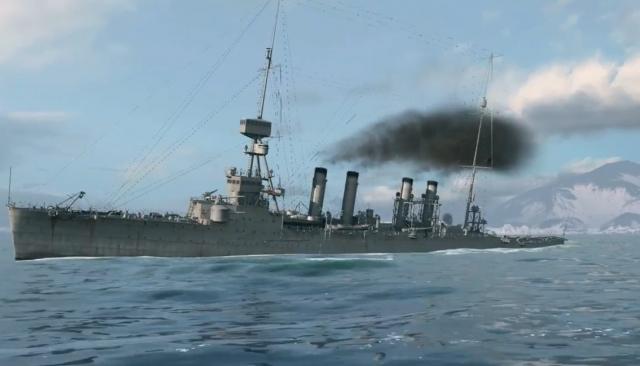 Разработчики World of Warships о добротных и крепких американцах