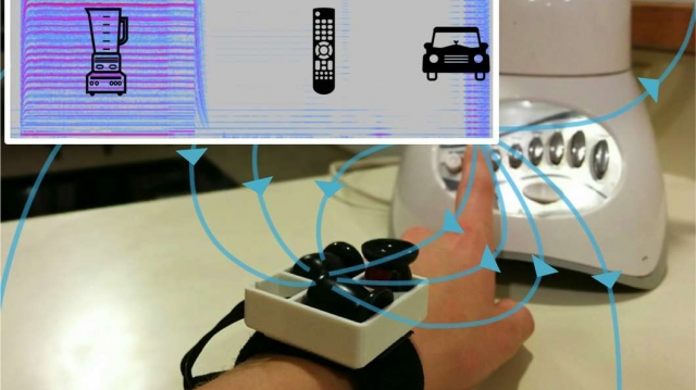 Устройство MagnifiSense с помощью электромагнитных подписей следит за использованием энергии