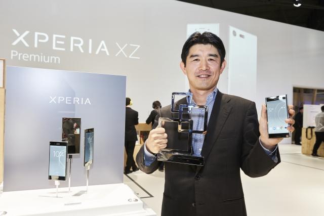 Xperia XZ Premium - кращий смартфон MWC 2017