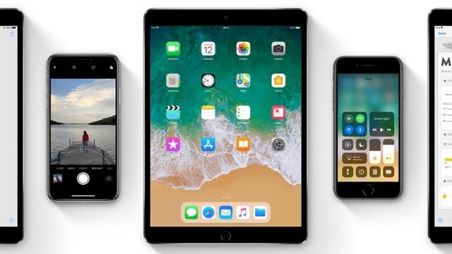 11 трюків iOS 11
