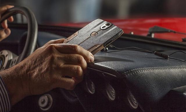 Lamborghini представила новый Android-смартфон Tauri 88 с 20 МП камерой