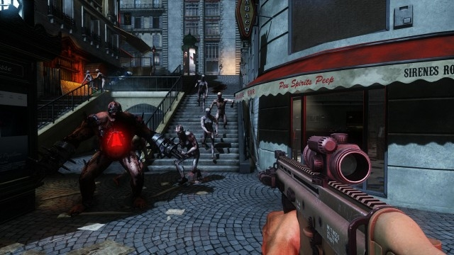 Killing Floor 2 выйдет для PlayStation 4