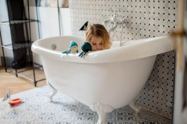 Janod: ваші діти полюблять купання