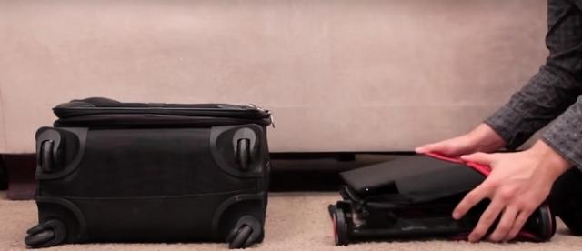 Barracuda – чемодан будущего