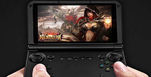 GPD XD – портативная игровая консоль на Android