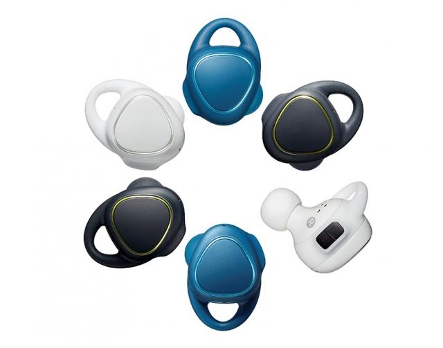Комфортный фитнес с Gear Fit2 и Gear IconX