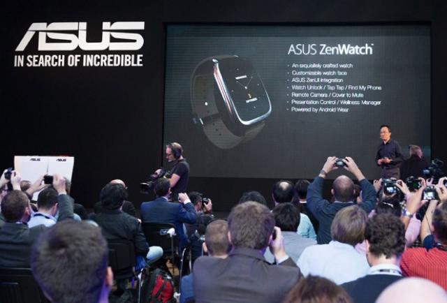 Asus на IFA 2014: ZenWatch, EeeBook X205 и самый тонкий ультрабук в мире
