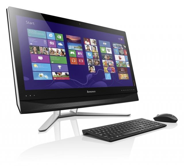 "Моноблок Lenovo B750 с 29"" full HD дисплеем и отличным звуком"