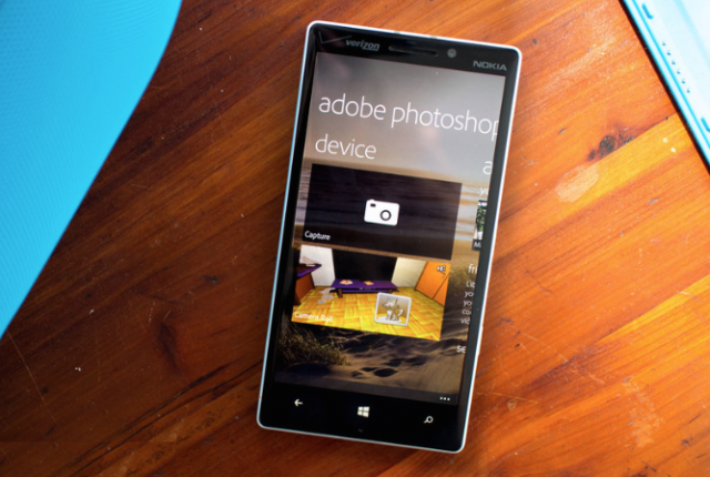 Официально для Windows Phone: Adobe представила Photoshop Express