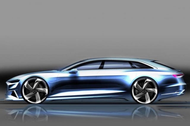 Audi представит концепт Prologue Avant в Женеве