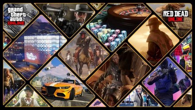 Підсумки року у GTA Online та Red Dead Online: рекорд відвідуваності і численні бонуси