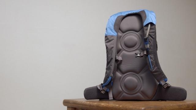 Baserock – рюкзак, який пропускає музику через ваше тіло