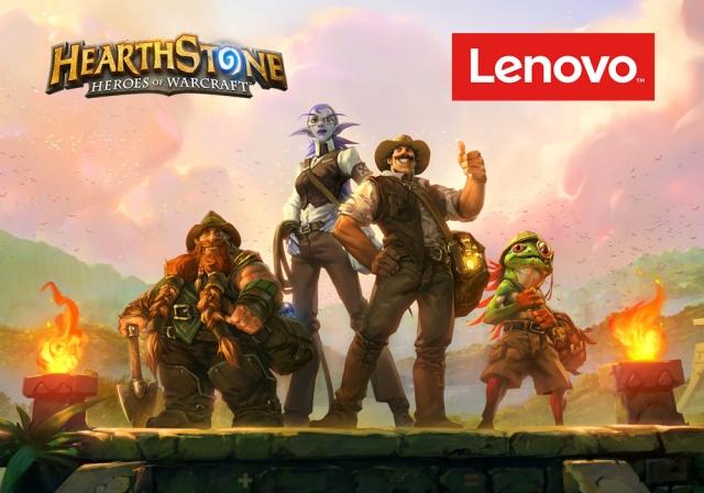 Компания Lenovo поддерживает развитие киберспорта в Украине