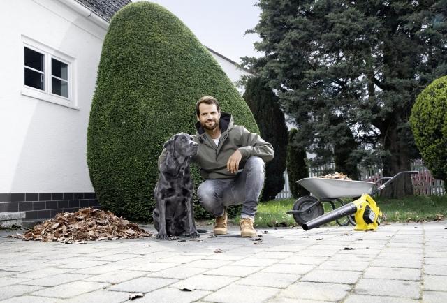 Подалі від розеток: Karcher з'явиться на ринку бездротової техніки для дому та саду