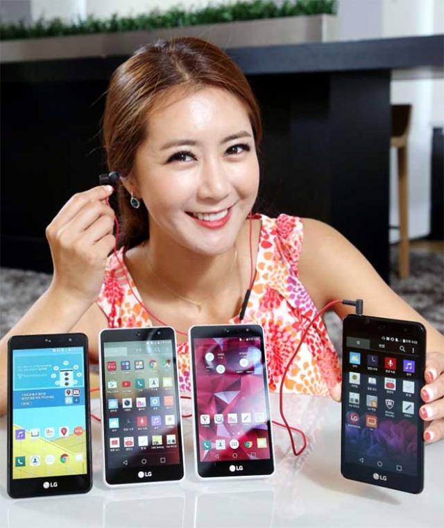 Анонсирован новый мультимедийный смартфон LG Band Play