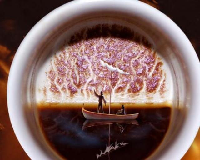 Гадаем на кофейной гуще