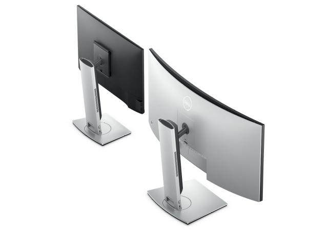 Офісний міні-ПК Dell Optiplex 3090 Ultra, що вбудовується в монітор
