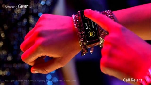 Samsung: как нормальные люди используют умные часы