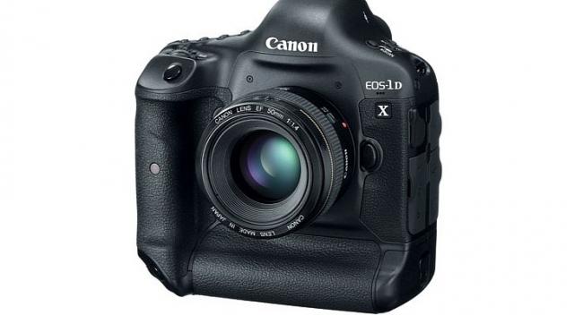 Canon представит зеркальный фотоаппарат EOS-1 на Photokina 2014
