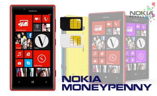 Moneypenny: Nokia работает над Windows Phone с двумя симками