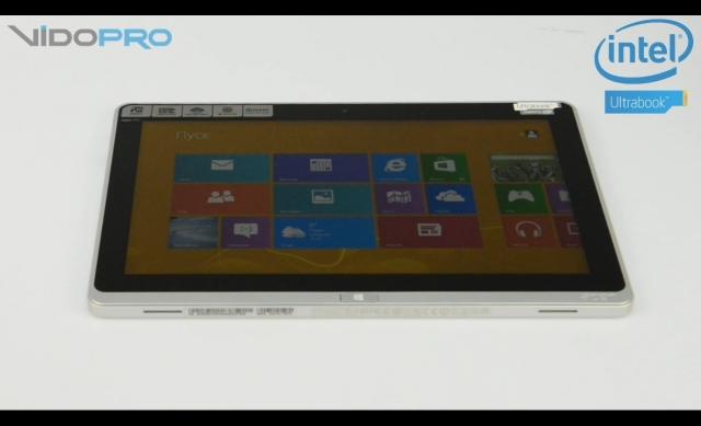 Ультрабук Acer Aspire P3: маленький двойной