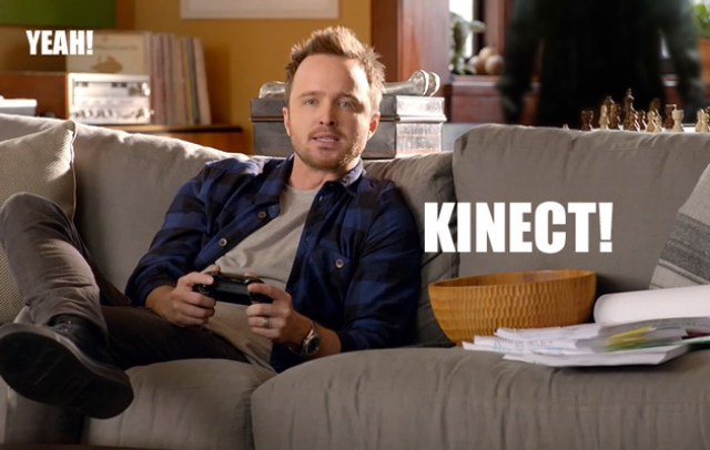 Звезда сериала «Во все тяжкие» стал новым лицом Xbox One