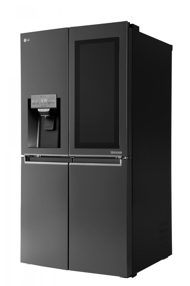 «Умный» холодильник SMART INSTAVIEW