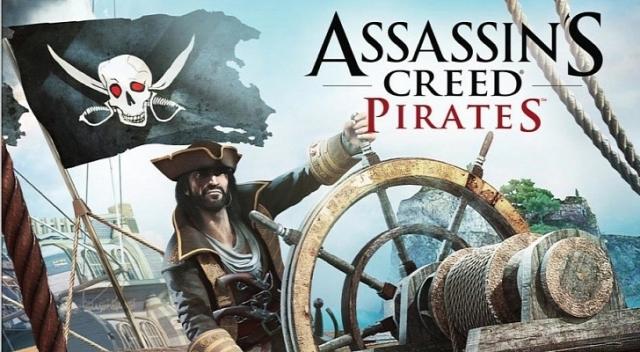 Спешим скачать: Assassin's Creed Pirates стала бесплатным приложением недели в App Store