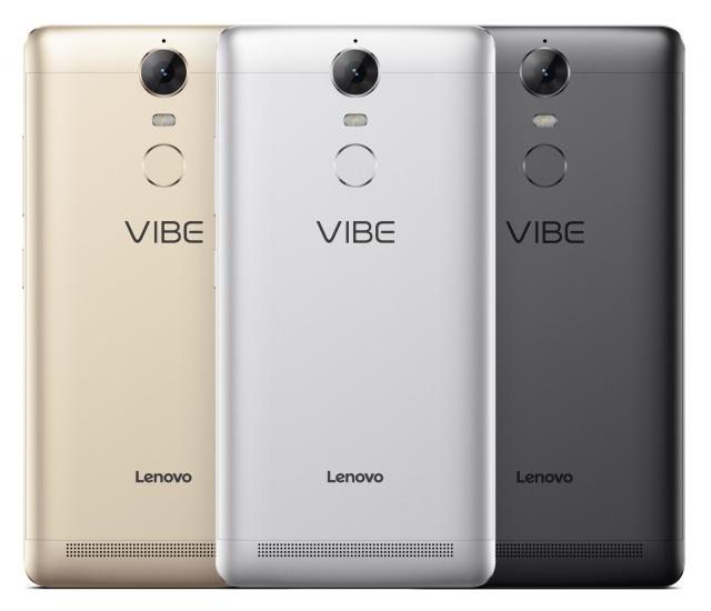 Смартфон Vibe K5 Note Pro уже поступил в продажу