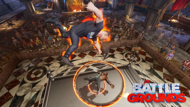 Спортсмени-мегазірки «Лахім» Ліллард і «Гронкстер» з'являться у WWE 2K Battlegrounds