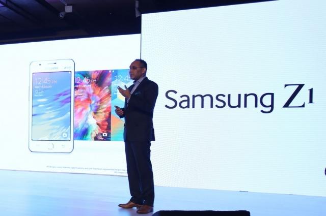 Samsung наконец представила бюджетный, но производительный смартфон на Tizen OS