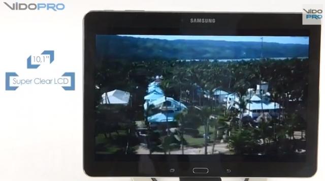 Видеообзор планшета Samsung Galaxy Tab Pro 10.1: профессиональный подход