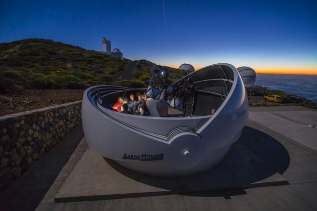 Телескоп, крізь який можна побачити гравітаційні хвилі