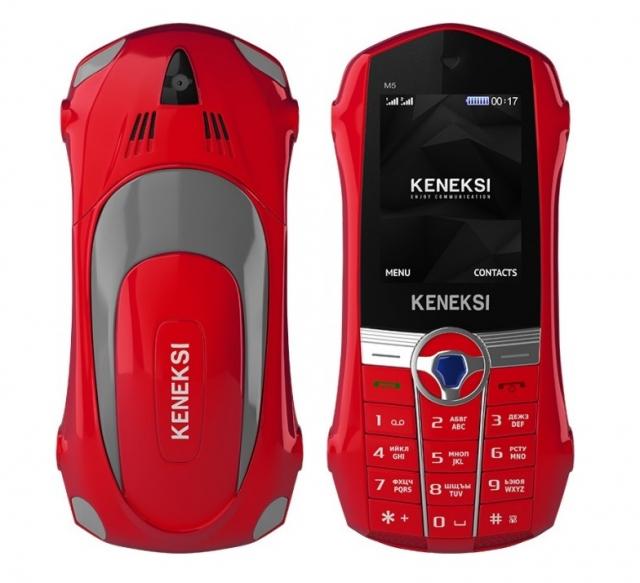 Телефон KENEKSI M5. Фастбек родом из Шэньджэня