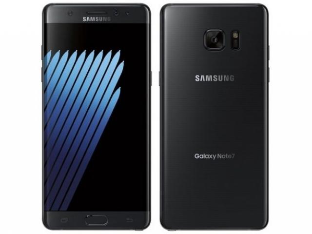 Рендери Samsung Galaxy Note 7 в трьох кольорах з'явилися в мережі