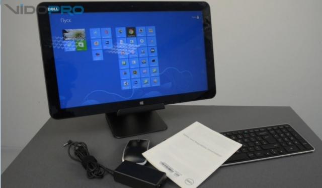 Видеообзор моноблока Dell XPS 18: 2-в-1 всегда удобно!