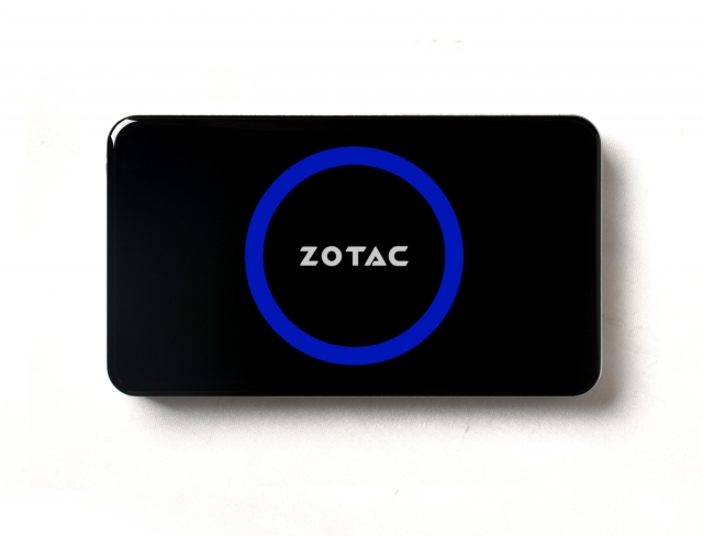 Самый миниатюрный мини-ПК ZBOX - Zotac I320 pico