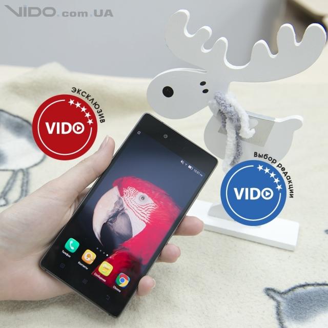 Обзор камерафона Lenovo Vibe Shot: удачный выстрел