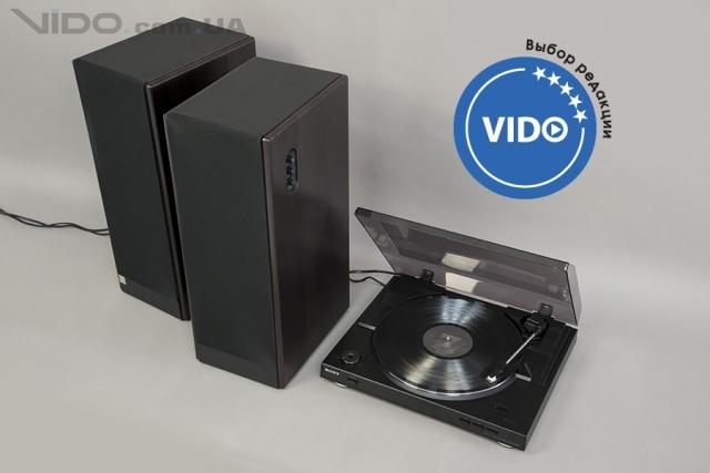 Обзор проигрывателя виниловых пластинок Sony PS-LX300USB: классика из прошлого