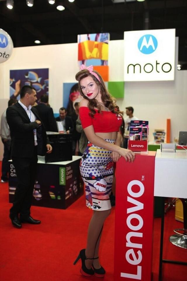 Lenovo приняла участие в выставке CEE 2016