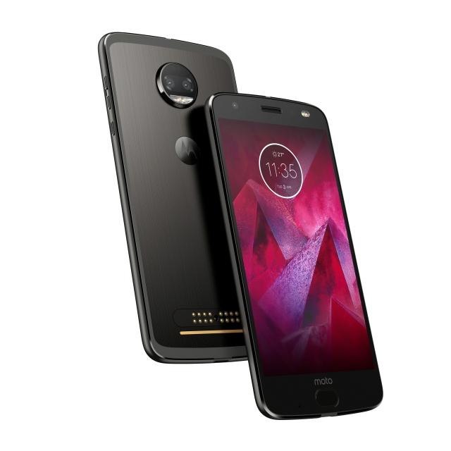 Стартували продажі надміцного флагману Motorola Moto Z2 Force в Україні