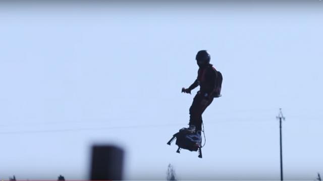 Використання Flyboard Air для військових потреб
