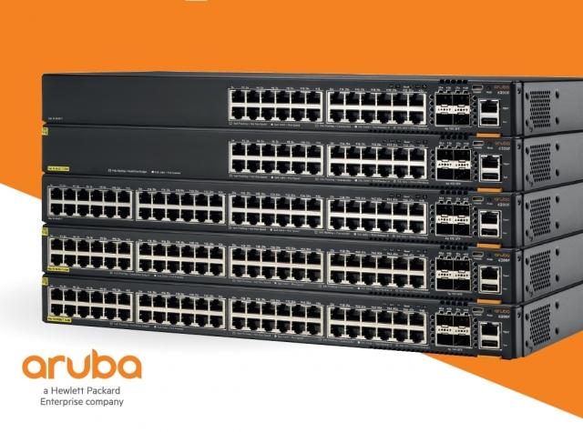 Комутатори Aruba: сучасне рішення для сучасних мереж