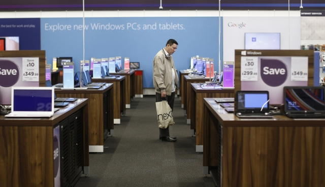 Dell, HP, Intel, Lenovo и Microsoft впервые организуют рекламную кампанию
