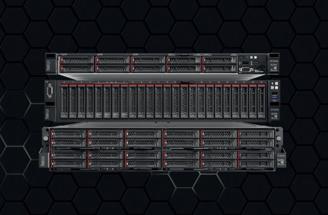 Надійна серверна платформа для бізнесу Lenovo ThinkAgile