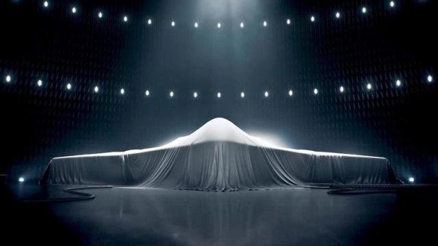 В США продемонстрували бомбардувальник майбутнього покоління
