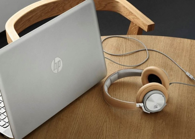 Ноутбуки и планшеты HP получат технологию звука B&O вместо Beats