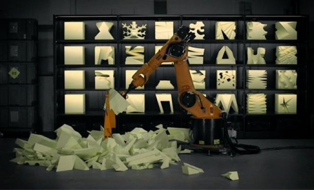Robochop – проект для доступа к промышленному роботу через смартфон