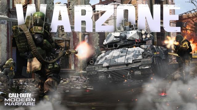 Максимальна свобода: стали відомі нові подробиці Call of Duty: Warzone