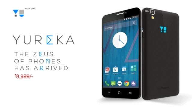 Micromax представила смартфон Yureka на Cyanogen OS 11